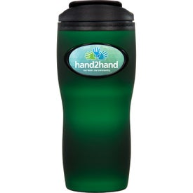 PhotoVision Premium Softouch Tumbler Imprinted with Your Logo
