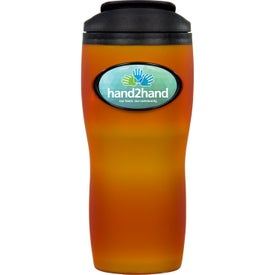 PhotoVision Premium Softouch Tumbler with Your Slogan