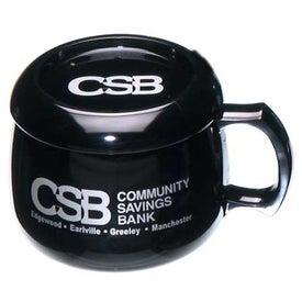 Souper Mug and Coaster/Lid