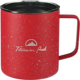 Speckled Rover Insulated Camp Mug (14 Oz.)