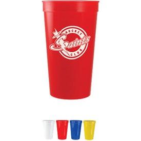 Printed Stadium Cup