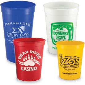 Home and Away Stadium Cups (32 Oz.)
