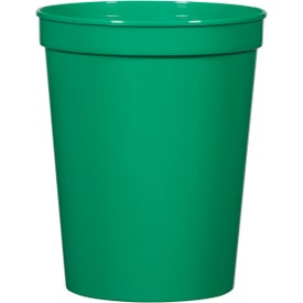 Monogrammed Stadium Cups