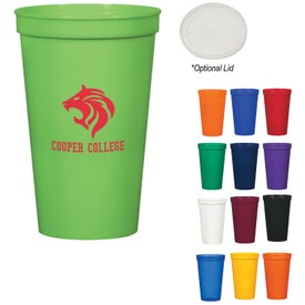 Advertising Stadium Cups