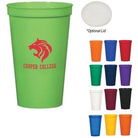 Advertising Stadium Cups