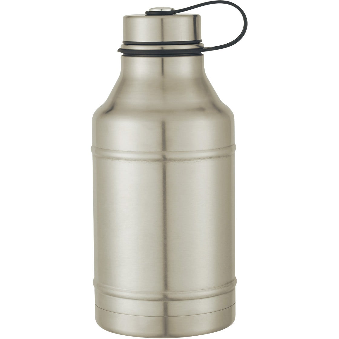 Stainless Steel Wide-Mouth Growler (64 Oz.)