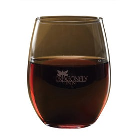 Stemless Red Wine Glass (21 Oz.)
