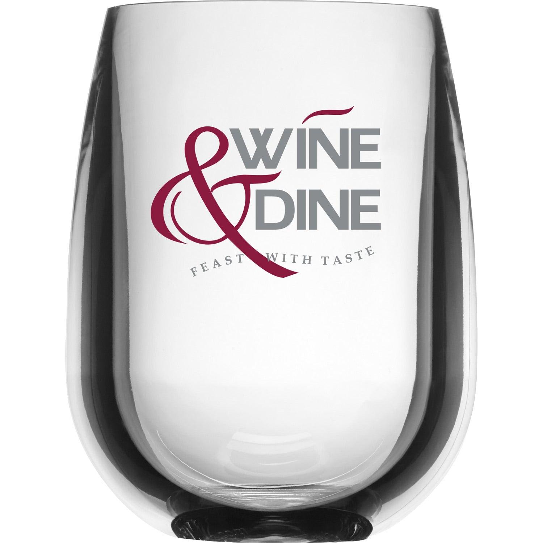 Stemless Wine Glass (12 Oz.)