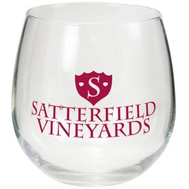 Stemless Wine Glass (16.75 Oz.)