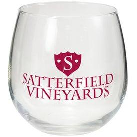 Stemless Wine Glass (16.75 Oz.)