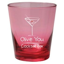 Personalized Styrene Shot Glass