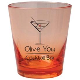Custom Styrene Shot Glass