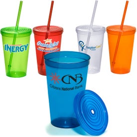 Super Value Sipper Tumbler (20 Oz.)