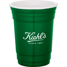 Tailgate Party Cups with Your Slogan