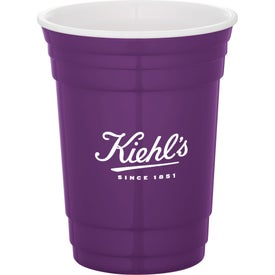 Custom Tailgate Party Cups