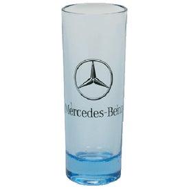 Customizable Tall Shot Glass
