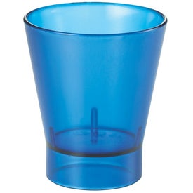Promotional The Island Shot Glass