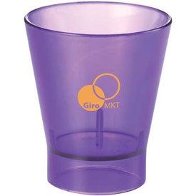 The Island Shot Glass