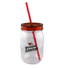 Custom The Mason Jar Tumbler