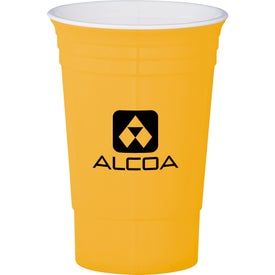 Custom The Party Cup