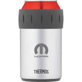 Thermos Stainless Steel Can Insulator