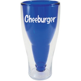 Tip Top Tumbler Printed with Your Logo