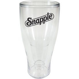 Tip Top Tumbler with Your Slogan