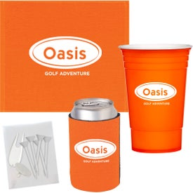 Golf Outing Kit (16 Oz.)