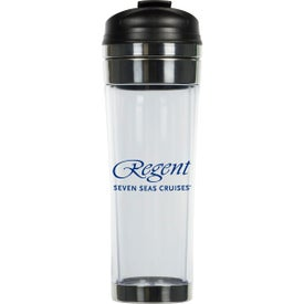 Tower Double Wall Acrylic Tumbler for Advertising