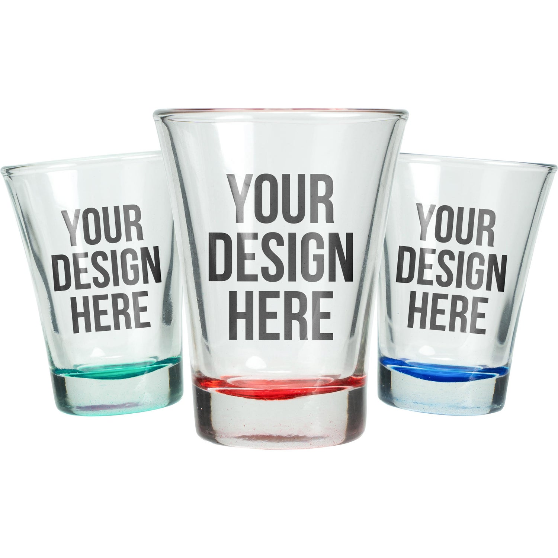 Traditional Shot Glass (2 Oz.)
