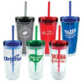 Translucent Orbit Tumbler (16 Oz.)