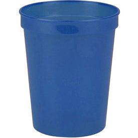 Personalized Transparent Stadium Cup