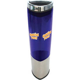 Triangular Shaped Tumbler (16 Oz.)