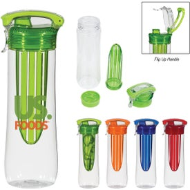 Tritan Flavor-Lock Infuser Bottle (26 Oz.)
