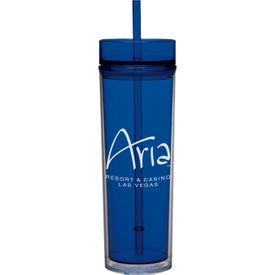 Branded Tube Tumbler Hot and Cold Gift Set