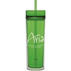Tube Tumbler Hot and Cold Gift Set for Marketing