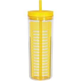 Tumbler with Infusion Separator for Your Organization