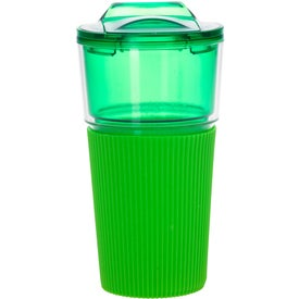 Tumbler with Sleeve for Your Company