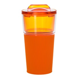 Printed Tumbler with Sleeve