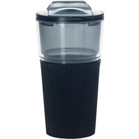 Advertising Tumbler with Sleeve