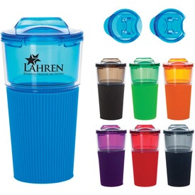 Promotional Tumbler with Sleeve