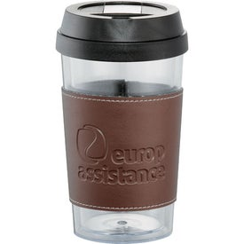 Branded Tumbler Mate With Wrap