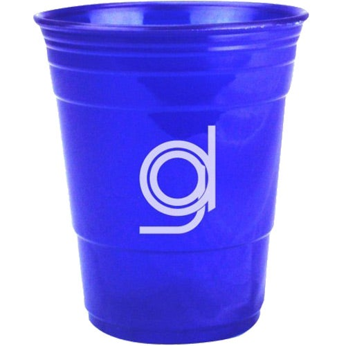 Blue Uno Phone Bank and Auto Organizer Cup