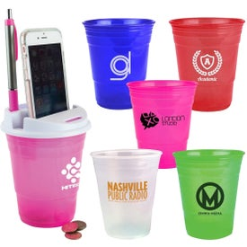 Uno Phone Bank and Auto Organizer Cup (16 Oz.)