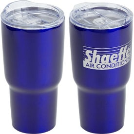 Vacuum Insulated Stainless Steel Travel Tumblers