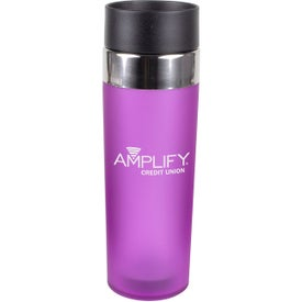 Venti Acrylic Tumbler Printed with Your Logo