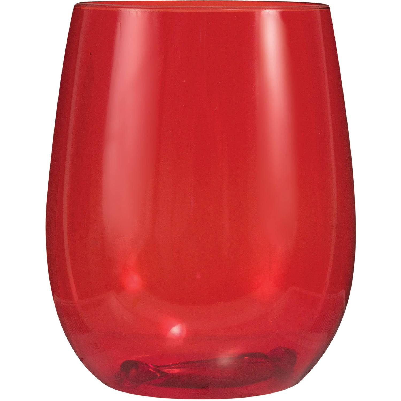 Stemless Red Wine Gles Minimalist Design 2017