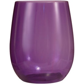 Promotional Vinello Stemless Wine Glass