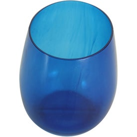 Vinello Stemless Wine Glass for Your Company