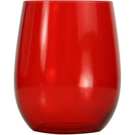 Vinello Stemless Wine Glass for your School